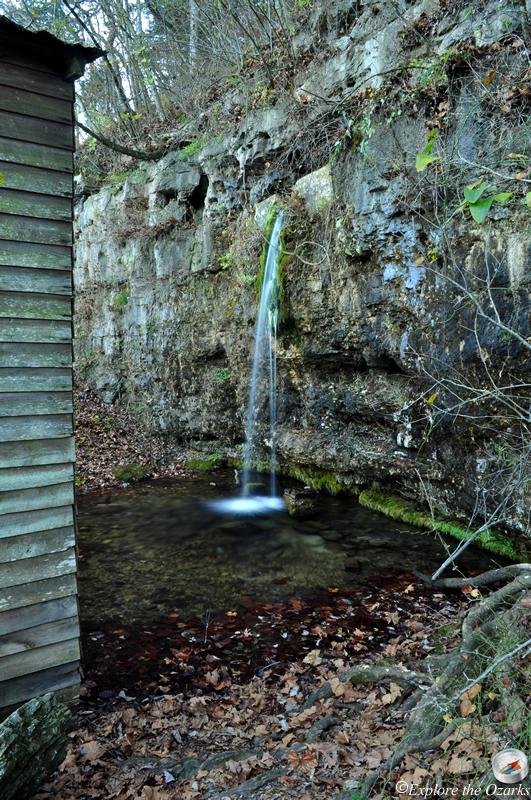 Falling Spring Picnic Area Of Missouri