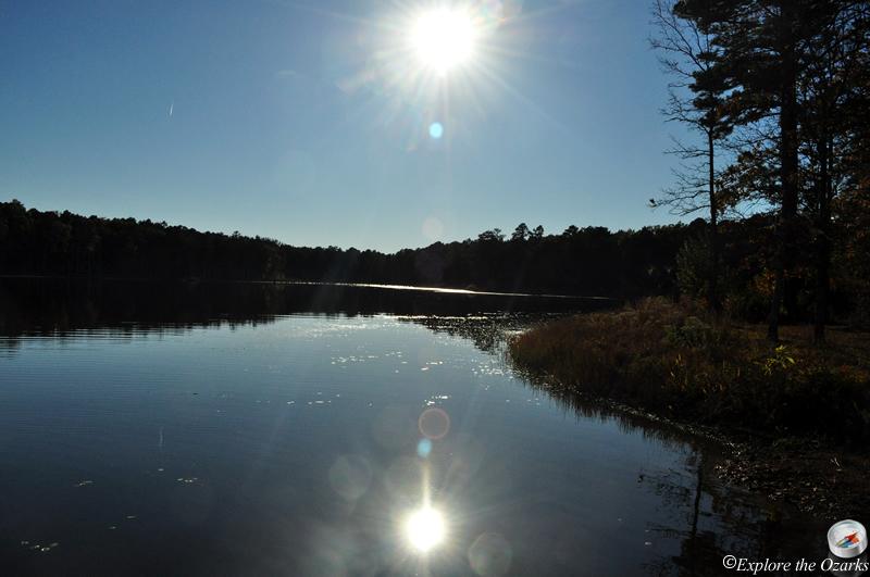 Pinewoods Lake Rec Area Of Missouri Explore The Ozarks