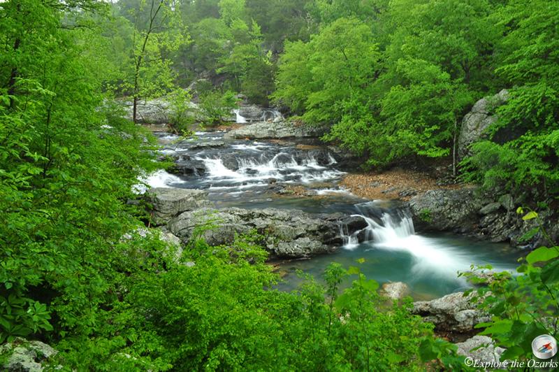 Little Missouri Falls Ouachita National Forest Explore