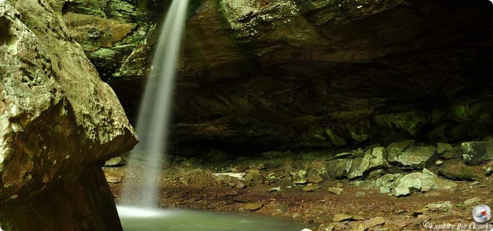 Pam S Grotto Falls Ozark National Forest Explore The
