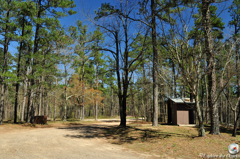 Fairview recreation area of arkansas explore the ozarks for Ozark national forest cabins