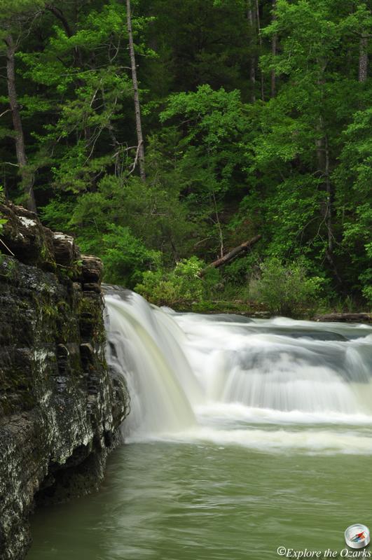 Haw Creek Falls Recreation Area Of Arkansas Explore The