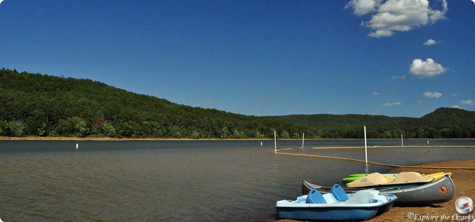 Cove Lake Recreation Area Of Arkansas Explore The Ozarks