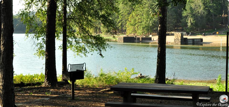 Spring Lake Recreation Area Of Arkansas Explore The Ozarks
