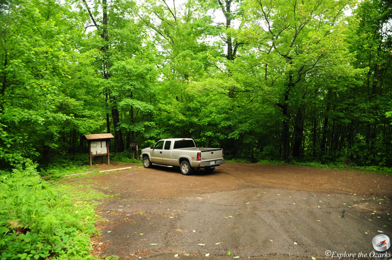 Cherry bend trailhead of arkansas explore the ozarks for Ozark national forest cabins