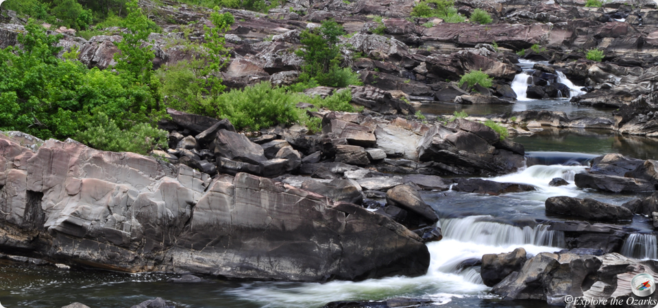 Cossatot River State Park Natural Area Of Arkansas