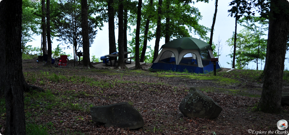 Daisy State Park Camping Explore The Ozarks