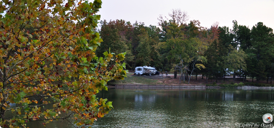 Lake Charles State Park Camping Explore The Ozarks