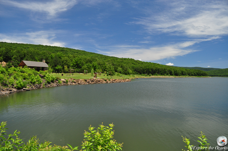 Lake Ft Smith State Park Of Arkansas Explore The Ozarks