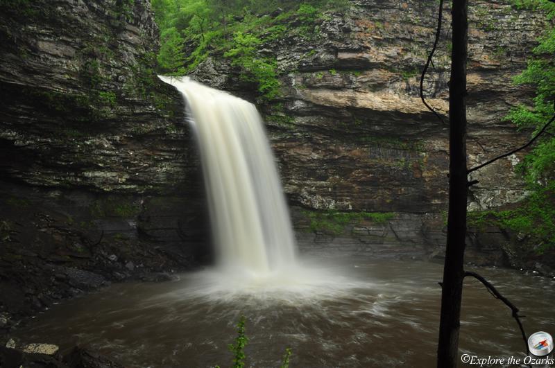 Cedar Falls Petit Jean State Park Explore The Ozarks