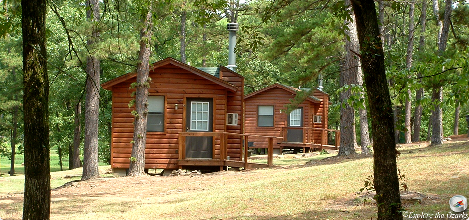 or rentals vacation lakefront cabins sulphur oklahoma in m cottage cabin