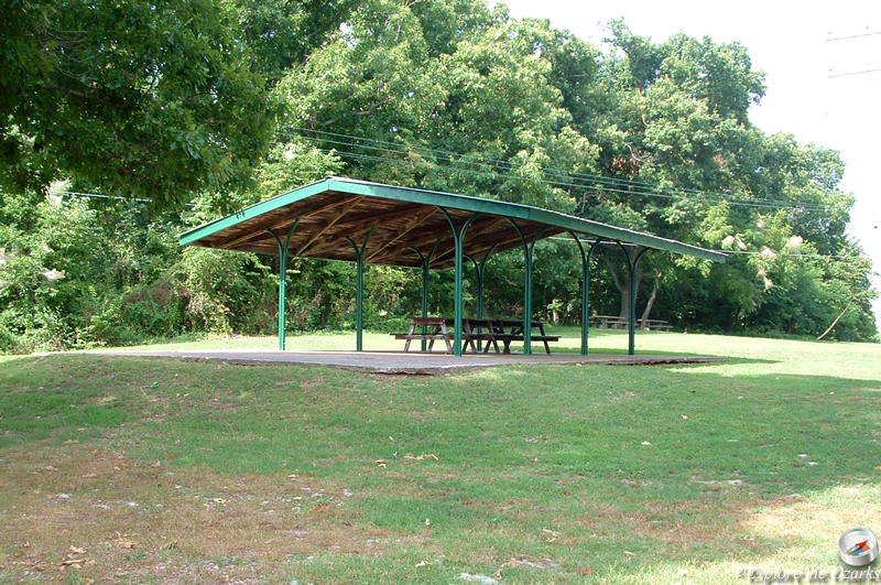 Disney Little Blue Area At Grand Lake State Park Of