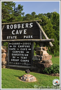 Robbers Cave State Park Of Oklahoma Explore The Ozarks