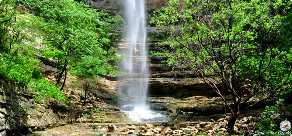 Waterfalls In The Ozarks Amp Ouachita Mountains Explore